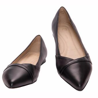 Giày Búp Bê Đế Bệt Pierre Cardin PCWFWLB051-BLK