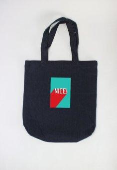 Túi tote nữ Nice Cung Cấp Bởi Suvi (Xanh Đen)