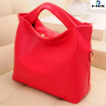 Túi nữ đeo chéo da thật cao cấp HQ 8TU59 4(đỏ)