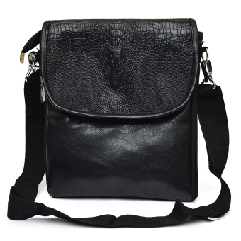 Túi đeo chéo nam VRG008954 (Đen)