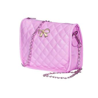 Womens Handbag Shoulder Bags Tote Purse Leather Messenger Hobo Bag Pink - Intl
