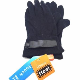 Găng tay dạ (Đen)