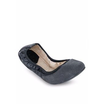 Giày Búp Bê Butterfly Twists Hannah (Bt01022-201) Đen