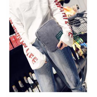 Túi đeo chéo nữ thời trang BTS-IPAD4 (xam)