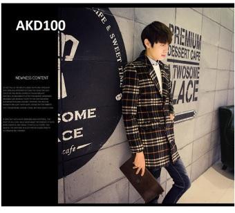 Áo khoác nam AKD100 Family shop (Kẻ caro)