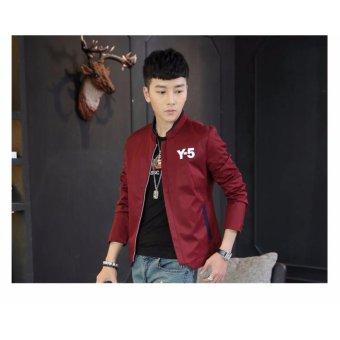 Áo khoác dù Y5 phong cách - LD003 (Đỏ)