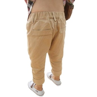 Baby Boy Retro Casual Pants 120 - intl