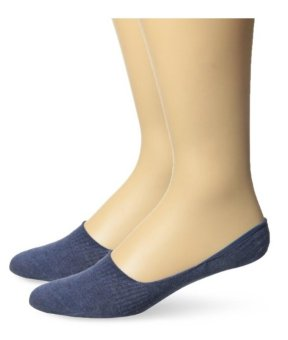 Bộ 2 đôi tất (vớ) nam Dockers Men's 2 Pack Basic Liner Socks (Mỹ)