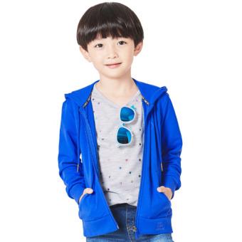 Áo khoác bé trai Lime Orange LO6100003 (Xanh Biển)