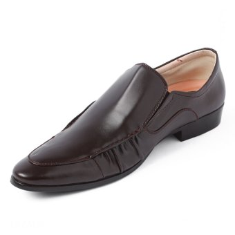 Giày công sở nam LADA TN4-10 (Nâu)