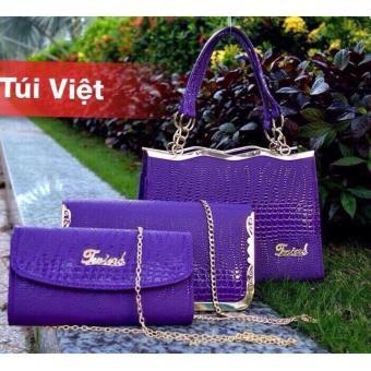 Bộ 3 túi xách nữ thời trang Nino Shop 077