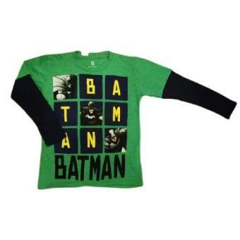 Áo thun tay dài thời trang Batman dành cho bé trai