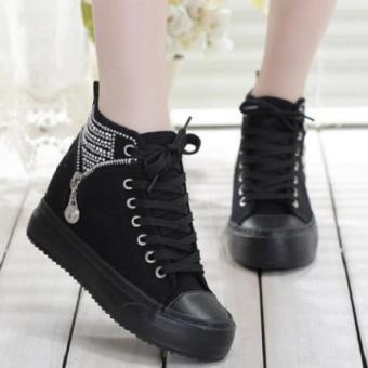 Giày bốt thời trang nữ - B01D