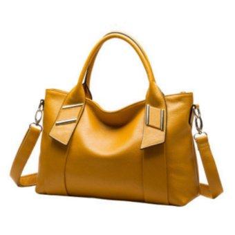 Túi xách nữ cao cấp Thành Long TL5896-5 (Vàng)