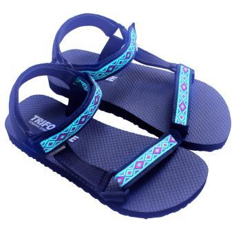 Sandal Bụi Đời Nữ (Xanh Biển)