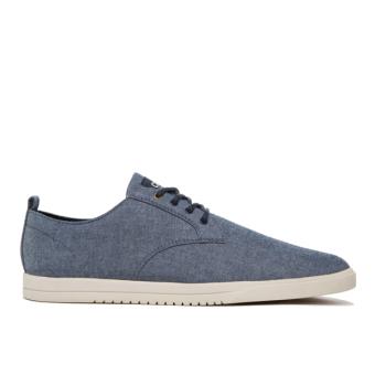Giày Sneaker nam Clae Ellington Textile (Cla01275) (Xanh Navy Nhạt)