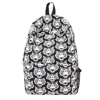 New Fashion Girl School Bags(tiger) - intl