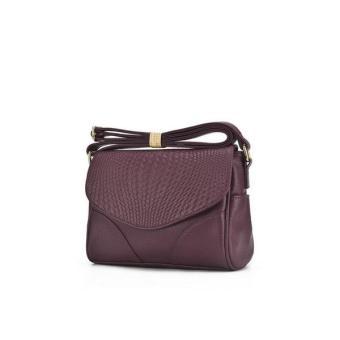 Túi xách nữ cao cấp phong cách trẻ trung MST026 (Tím) - 3995385 Yêu thích