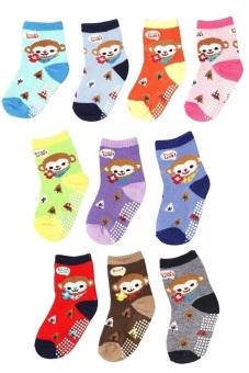 Bộ 10 đôi tất vớ trẻ em Từ 1-4 tuổi bé gái SoYoung 10SOCKS 003 1T4 GIRL