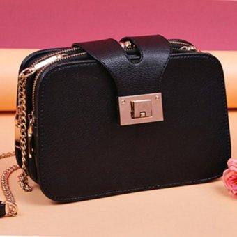 Túi nữ thời trang phong cách hiện đại TL5962 (Đen)