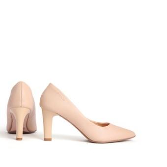 Giày cao gót SJ0007 (Hồng)