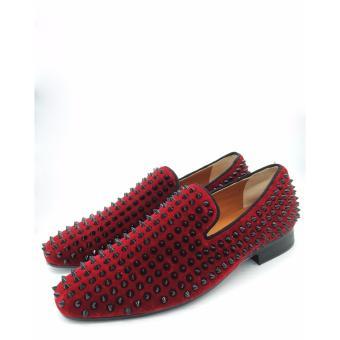Velvet Slippers Đính Đinh