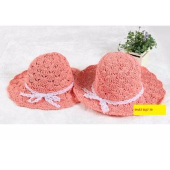 Mũ cặp cho mẹ và bé K8 (Hồng)