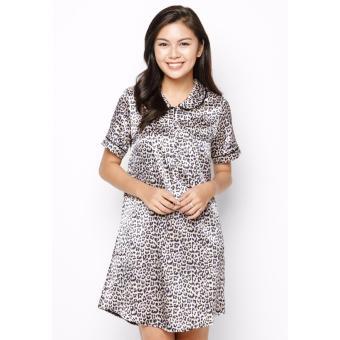 Đầm mặc nhà lụa Cao cấp CLOUD_H006