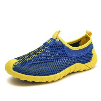 2017 Children Casual Shoes Breathable Fashion Boys Girls Sneakers - intl