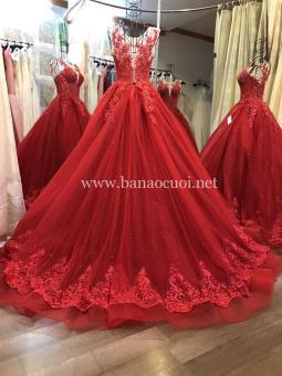 Váy cưới cô dâu TK17.014