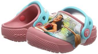 Dép và Xăng đan bé gái Crocs CrocsFunLab Disney Moana K Blsm 204459-682 (Nhiều màu)