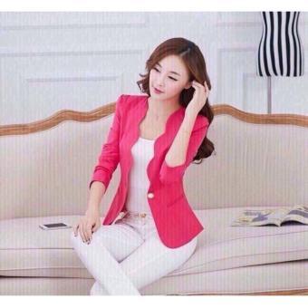 Áo khoác kiểu sành điệu ( hồng)