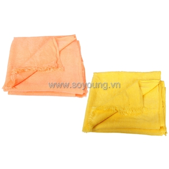 Bộ 2 Khăn Len Choàng Cổ Nữ Soyoung 2SCARF 001 LTOR Y