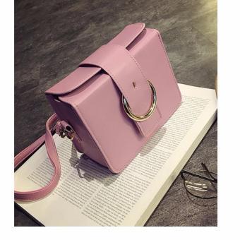 Túi xách thời trang khối vuông Lavan5-BTS(HONG)