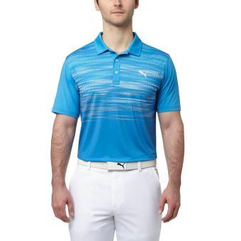 Áo golf nam ngắn tay PUMA Uncamo Polo PC