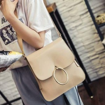 Túi xách nữ da PU - NL003 (Khaki)