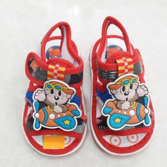 Sandal Lfbaby Đỏ Pkgi185(Đỏ)