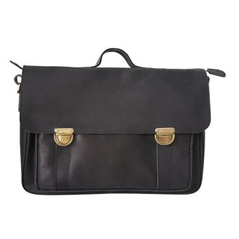 Túi xách da nữ Vkevin CS9 (Đen)