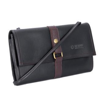 HL6131 - Túi xách thời trang Huy Hoàng màu đen