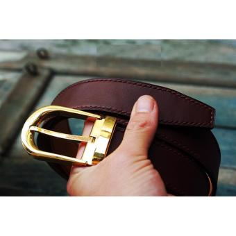 Thắt Lưng Handmade Da Bò Cao Cấp LTLH016