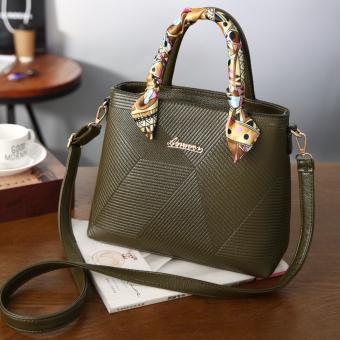Túi xách nữ sành điệu(Xanh bộ đội)