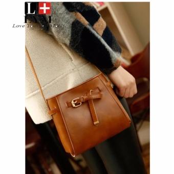Túi đeo vai nữ thời trang LYM HOME L15881 (màu nâu)