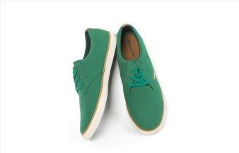 Giày nam thời trang ANANAS 20100 (Xanh rêu)
