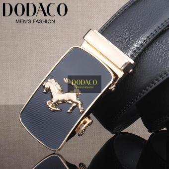Thắt Lưng Nam DODACO DDC1756 (Vàng)