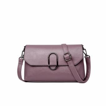 Túi xách nữ da thật phong cách sang trọng AIB060 (Khoai môn) - 4288182