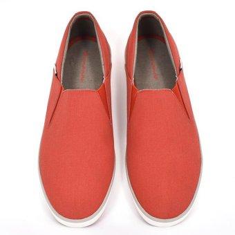 Giày nam thời trang ANANAS 20136 (Đỏ)