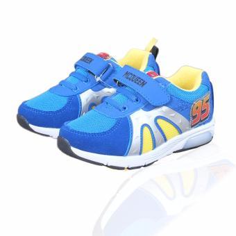 Giày thể thao bé trai McQueen 0013 Cars từ 3-7 tuổi (xanh dương)
