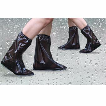 Bộ 2 giày đi mưa bo chân cho nam Kmdeal