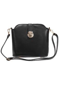 Cyber Vintage Womens Tote Handbag Crossbody Messenger Shoulder Bag Black