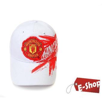 Nón câu lạc bộ Manchester United E - Shop Design (Trắng)